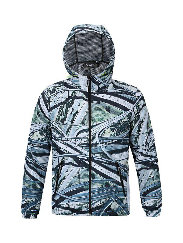 Mr 1991 INC Miss Go Outdoor Sports Jacket