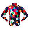 WOSAWE BC239 Unisex Outdoor Long Sleeve Cycling Jacket - COLORMIX