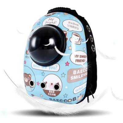 Durable Space Capsule Astronaut Pet Outdoor Bubble Bag