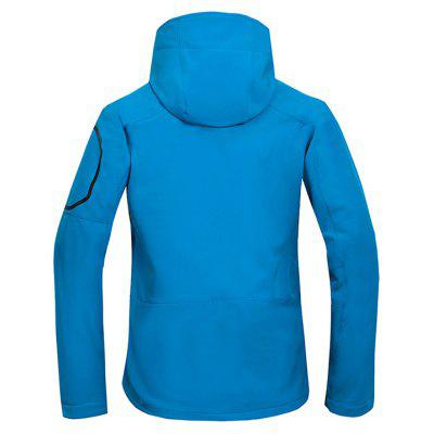 CIKRLAN Warm Climbing / Hiking Outdoor Jacket for MenSports Clothing<br>CIKRLAN Warm Climbing / Hiking Outdoor Jacket for Men<br><br>Activity: Camping and Hiking, Climbing, Cycling, Outdoor Lifestyle<br>Features: Windproof, Waterproof, Quick-drying, Keep Warm<br>Material: Polyester Fiber<br>Package Content: 1 x Jacket<br>Package size: 30.00 x 20.00 x 10.00 cm / 11.81 x 7.87 x 3.94 inches<br>Package weight: 1.2000 kg<br>Product weight: 1.0000 kg<br>Season: Winter, Spring, Autumn