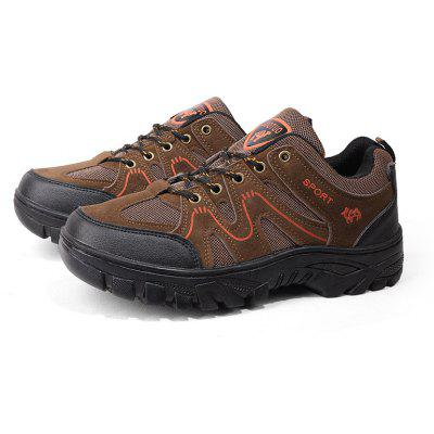 Masculino Outdoor Ultralight Soft Hiking Sneakers