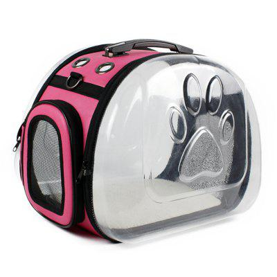 Comfortable Breathable Pet Air Space Bubble Carrier BagDog Carriers<br>Comfortable Breathable Pet Air Space Bubble Carrier Bag<br><br>Package Contents: 1 x Pet Backpack<br>Package size (L x W x H): 50.00 x 40.00 x 37.00 cm / 19.69 x 15.75 x 14.57 inches<br>Package weight: 2.5000 kg<br>Product size (L x W x H): 41.00 x 31.00 x 31.00 cm / 16.14 x 12.2 x 12.2 inches<br>Product weight: 1.6700 kg