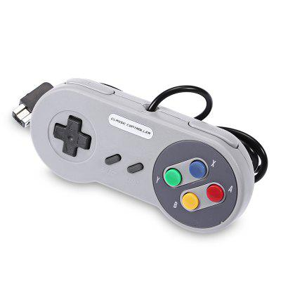JYS Game Controller Wired for SNES