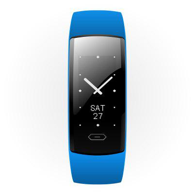 QS90 Smart Watch Android iOS CompatibilitySmart Watches<br>QS90 Smart Watch Android iOS Compatibility<br><br>Alert type: Vibration<br>Available Color: Black,Blue,Deep Blue,Red<br>Band material: TPU<br>Band size: 24.50 x 2.08 cm / 9.65 x 0.82 inches<br>Battery  Capacity: 70mAh<br>Bluetooth calling: Caller ID display,Callers name display,Phone call reminder,Reject answer the phone<br>Bluetooth Version: Bluetooth 4.0<br>Built-in chip type: NRF52832<br>Case material: ABS,PC<br>Charging Time: About 2hours<br>Compatability: Android 4.4 / iOS 9.0 and above systems<br>Compatible OS: Android, IOS<br>Dial size: 4.45 x 2.08 x 1.15 cm / 1.75 x 0.82 x 0.45 inches<br>Find phone: Yes<br>Groups of alarm: 5<br>Health tracker: Blood Oxygen,Blood Pressure,Drinking reminder,Heart rate monitor,Pedometer,Sedentary reminder,Sleep monitor<br>IP rating: IP67<br>Language: English,French,German,Italian,Polish,Portuguese,Russian,Simplified Chinese,Spanish,Traditional Chinese<br>Locking screen: 4<br>Messaging: Message checking,Message reminder,Message Sender ID display<br>Notification: Yes<br>Notification type: Twitter, Facebook, Wechat, WhatsApp<br>Operating mode: Touch Screen<br>Other Function: Stopwatch, Weather forecast, Alarm<br>Package Contents: 1 x Smart Wristband, 1 x Chinese-English User Manual, 1 x Charging Cable<br>Package size (L x W x H): 15.00 x 7.00 x 6.50 cm / 5.91 x 2.76 x 2.56 inches<br>Package weight: 0.0880 kg<br>People: Female table,Male table<br>Product size (L x W x H): 24.50 x 2.08 x 1.15 cm / 9.65 x 0.82 x 0.45 inches<br>Product weight: 0.0280 kg<br>RAM: 64K<br>Remote control function: Remote Camera<br>ROM: 512K<br>Screen: OLED<br>Screen resolution: 96 x 64<br>Screen size: 0.96 inch<br>Shape of the dial: Rectangle<br>Standby time: About 5 - 7 days<br>Type of battery: Li-ion battery<br>Waterproof: Yes<br>Wearing diameter: 13.00 - 20.00 cm / 5.12 - 7.87 inches