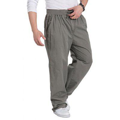 Large Wear-resisting Casual Pants for MenMens Pants<br>Large Wear-resisting Casual Pants for Men<br><br>Material: Cotton, Spandex<br>Occasion: Going Out, Daily Use, Casual<br>Package Contents: 1 x Pair of Pants<br>Package size: 35.00 x 25.00 x 2.00 cm / 13.78 x 9.84 x 0.79 inches<br>Package weight: 0.4500 kg<br>Pattern: Solid Color<br>Product weight: 0.4300 kg<br>Style: Casual