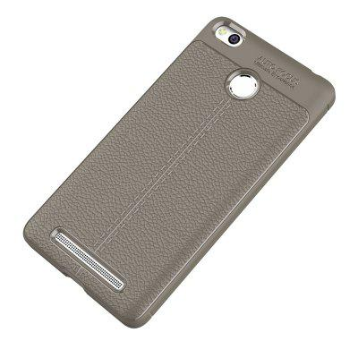 Luanke Lichee PU + TPU Cover Case for Xiaomi Redmi 3 / 3sCases &amp; Leather<br>Luanke Lichee PU + TPU Cover Case for Xiaomi Redmi 3 / 3s<br><br>Brand: Luanke<br>Compatible Model: Redmi 3 / 3s<br>Features: Back Cover<br>Mainly Compatible with: Xiaomi<br>Material: TPU, PU Leather<br>Package Contents: 1 x Phone Case<br>Package size (L x W x H): 21.00 x 13.00 x 1.80 cm / 8.27 x 5.12 x 0.71 inches<br>Package weight: 0.0400 kg<br>Product Size(L x W x H): 14.30 x 7.40 x 1.00 cm / 5.63 x 2.91 x 0.39 inches<br>Product weight: 0.0200 kg