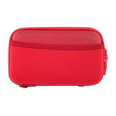 Buy RED Portable Waterproof Design Storage Bag for $8.31 in GearBest store