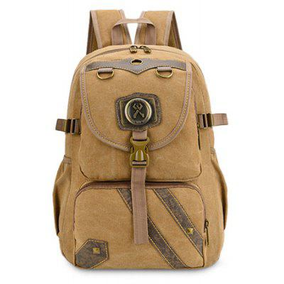 Mochila para laptop com estilo Stylish Canvas