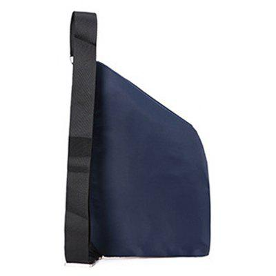 Men Casual Nylon Chest BagCrossbody Bags<br>Men Casual Nylon Chest Bag<br><br>Capacity: 1 - 10L<br>Closure Type: Zip<br>Features: Wearable<br>For: Daily Use, Traveling, Shopping, Outdoor<br>Gender: Men<br>Material: Nylon<br>Package Size(L x W x H): 23.00 x 3.50 x 33.00 cm / 9.06 x 1.38 x 12.99 inches<br>Package weight: 0.2600 kg<br>Packing List: 1 x Chest Bag<br>Product Size(L x W x H): 22.00 x 2.50 x 32.00 cm / 8.66 x 0.98 x 12.6 inches<br>Product weight: 0.2400 kg<br>Style: Fashion, Casual<br>Type: Chest Bag