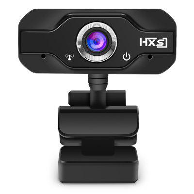 HXSJ S50 Computer Camera 720P with Microphone