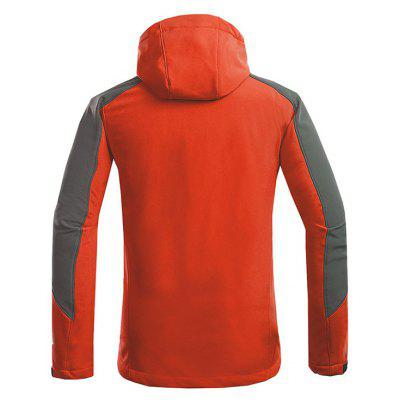 CIKRLAN Male Comfortable Warm Outdoor JacketSports Clothing<br>CIKRLAN Male Comfortable Warm Outdoor Jacket<br><br>Activity: Snowboarding, Camping and Hiking, Climbing, Cycling, Outdoor Lifestyle<br>Brand: CIKRLAN<br>Features: Windproof, Waterproof, Quick-drying, Keep Warm<br>Package Content: 1 x Jacket<br>Package size: 30.00 x 20.00 x 10.00 cm / 11.81 x 7.87 x 3.94 inches<br>Package weight: 0.8500 kg<br>Product weight: 0.8000 kg<br>Season: Spring, Autumn, Winter