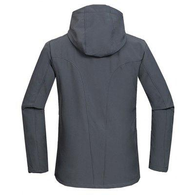 CIKRLAN Men Warm Outdoor Zipper Climbing / Hiking JacketSports Clothing<br>CIKRLAN Men Warm Outdoor Zipper Climbing / Hiking Jacket<br><br>Activity: Outdoor Lifestyle, Camping and Hiking, Climbing, Cycling<br>Brand: CIKRLAN<br>Features: Windproof, Waterproof, Quick-drying, Keep Warm<br>Gender: Men<br>Material: Polyester Fiber<br>Package Content: 1 x Jacket<br>Package size: 30.00 x 20.00 x 10.00 cm / 11.81 x 7.87 x 3.94 inches<br>Package weight: 0.8500 kg<br>Product weight: 0.8000 kg<br>Season: Winter, Spring, Autumn
