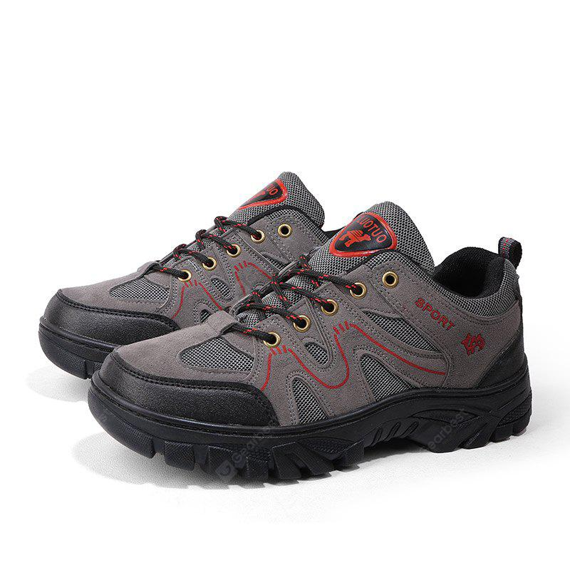 Male Outdoor Ultralight Soft Hiking Sneakers