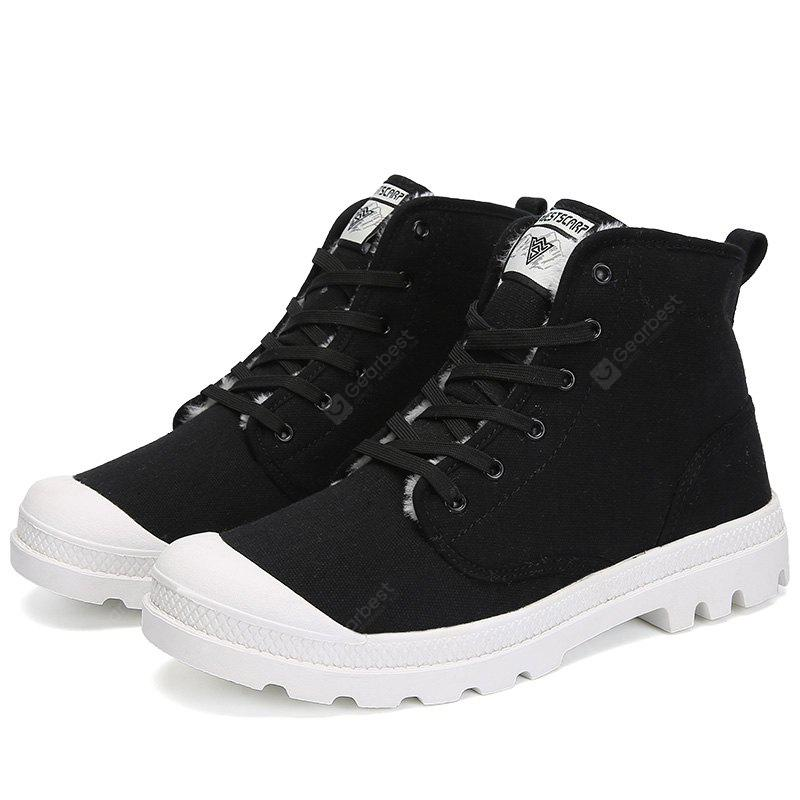 Male Quintessential Soft Warmest High-top Boots