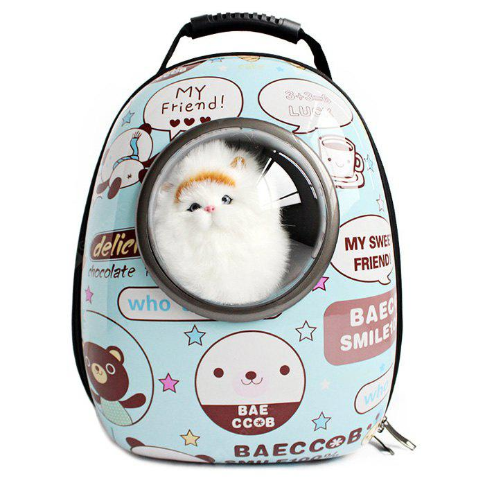 Portable Lovely Travel Capsule Pet Bubble Backpack