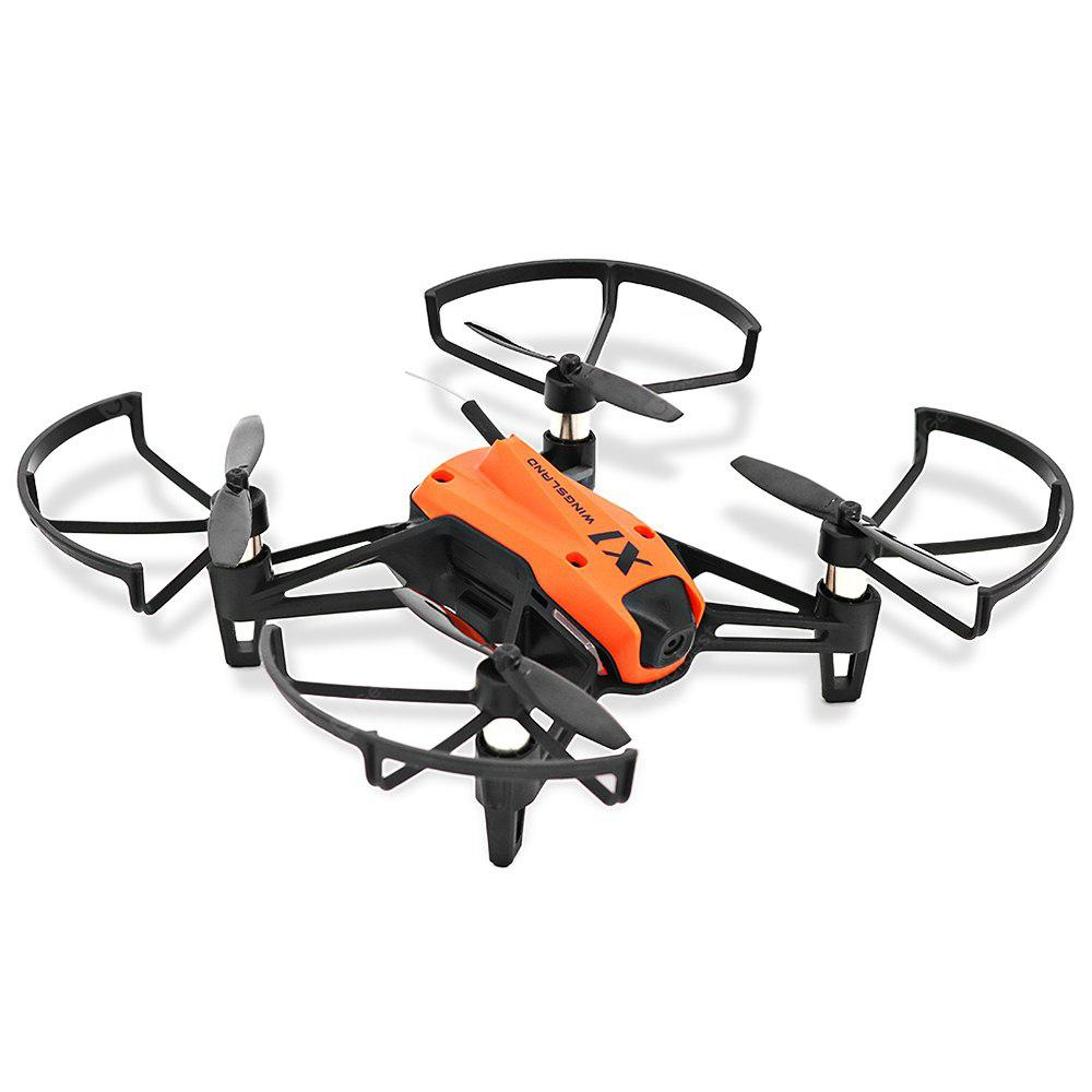 Wingsland X1 Micro Brushed Racing Drone - BNF