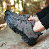 Male Outdoor Ultralight Soft Hiking Sneakers - GRAY