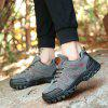Outdoor Ultralight Soft Hiking Sneakers for Men - GRAY