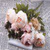 Home Decoration Artificial Peony 1 Bunch - LIGHT PINK