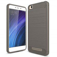 ASLING Brushed Finish Soft Phone Case for Xiaomi Redmi 4A