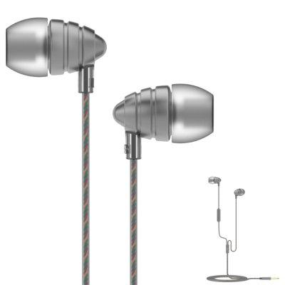 UIISII US90 In-ear Wired Powerful Bass Earphones