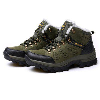 Masculino Outdoor Hiking Soft Warmest Athletic Shoes