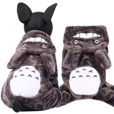 Cute Pet Costume Autumn Winter Dog Cat Party Outfit 1PC
