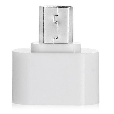 Micro USB Male OTG to USB Female Adapter - 2PCS