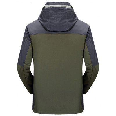 цены NIAN JEEP Outdoor Jacket with Warm Liner