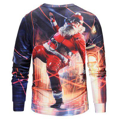 Mr 1991 INC Miss Go Christmas SweatshirtMens Hoodies &amp; Sweatshirts<br>Mr 1991 INC Miss Go Christmas Sweatshirt<br><br>Brand: Mr.1991INC&amp;Miss.Go<br>Clothes Type: Sweatshirt<br>Material: Polyester, Spandex<br>Occasion: Casual<br>Package Contents: 1 x Sweatshirt<br>Package size: 38.00 x 30.00 x 2.00 cm / 14.96 x 11.81 x 0.79 inches<br>Package weight: 0.4700 kg<br>Product weight: 0.4500 kg<br>Style: Casual<br>Thickness: Regular