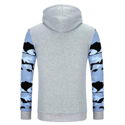 Male Cool Casual Camouflage Pattern Spliced HoodieMens Hoodies &amp; Sweatshirts<br>Male Cool Casual Camouflage Pattern Spliced Hoodie<br><br>Package Contents: 1 x Hoodie<br>Package size: 40.00 x 30.00 x 4.00 cm / 15.75 x 11.81 x 1.57 inches<br>Package weight: 0.5000 kg<br>Product weight: 0.4800 kg