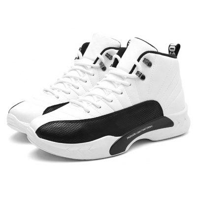Masculino Casual Sneakers Basketball Sports Shoes