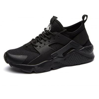 Male Soft Light Cushion Sports SneakersAthletic Shoes<br>Male Soft Light Cushion Sports Sneakers<br><br>Closure Type: Lace-Up<br>Contents: 1 x Pair of Shoes, 1 x Box, 1 x Dustproof Paper<br>Decoration: Weave<br>Function: Slip Resistant<br>Materials: Woven Fabric, PU<br>Occasion: Sports, Shopping, Riding, Party, Casual, Running, Daily, Holiday, Outdoor Clothing<br>Outsole Material: PU<br>Package Size ( L x W x H ): 33.00 x 22.00 x 11.00 cm / 12.99 x 8.66 x 4.33 inches<br>Package Weights: 0.75kg<br>Pattern Type: Solid<br>Seasons: Autumn,Spring<br>Style: Modern, Leisure, Fashion, Comfortable, Casual<br>Toe Shape: Round Toe<br>Type: Sports Shoes<br>Upper Material: Woven Fabric