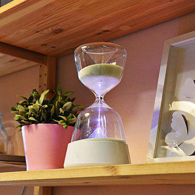Novel Hourglass Night Light for Home Decor