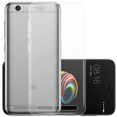 ASLING Transparency Cover for Xiaomi Redmi 5A