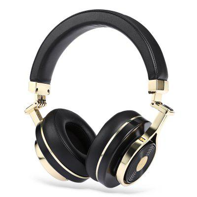 Bluedio T3 Wireless Bluetooth Stereo Headphones - BLACK