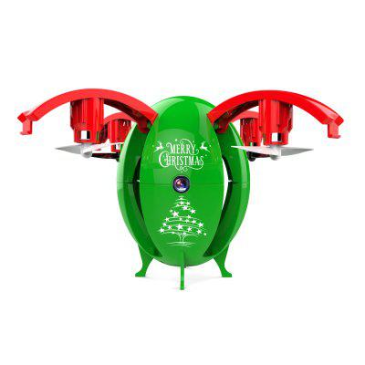YUXIANG 668 - A6HW Christmas EGG Foldable Quadcopter RTF
