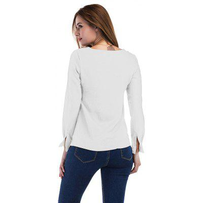Rough Selvedge Long-sleeved Cotton T-ShirtTees<br>Rough Selvedge Long-sleeved Cotton T-Shirt<br><br>Clothing Length: Regular<br>Collar: Round Collar<br>Material: Cotton<br>Package Contents: 1 x T-Shirt<br>Package size: 25.00 x 14.00 x 1.00 cm / 9.84 x 5.51 x 0.39 inches<br>Package weight: 0.1600 kg<br>Product weight: 0.1400 kg<br>Sleeve Length: Long Sleeves<br>Style: Casual