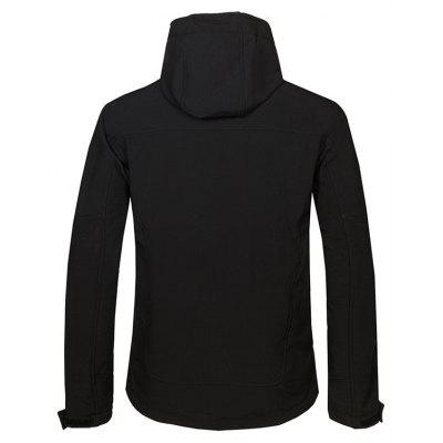 CIKRLAN Casual Outdoor Soft Shell Sports JacketSports Clothing<br>CIKRLAN Casual Outdoor Soft Shell Sports Jacket<br><br>Activity: Outdoor Lifestyle<br>Brand: CIKRLAN<br>Features: Windproof, Wear Resistant, Waterproof, Keep Warm, Breathable<br>Gender: Men<br>Material: Polyester Fiber<br>Package Content: 1 x Outdoor Jacket<br>Package size: 30.00 x 20.00 x 10.00 cm / 11.81 x 7.87 x 3.94 inches<br>Package weight: 0.8500 kg<br>Product weight: 0.8000 kg<br>Season: Winter