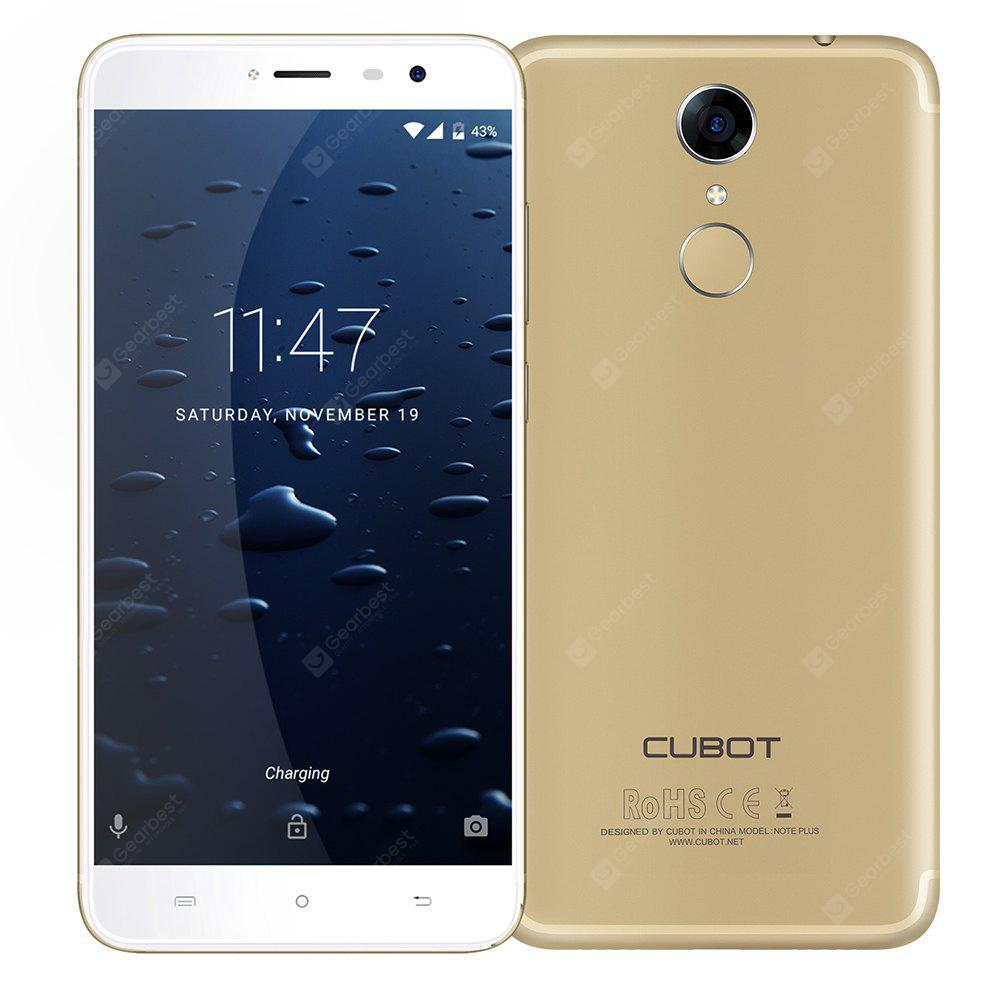 Cubot Note Plus 3+32