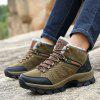 Male Outdoor Hiking Soft Warmest Athletic Shoes - BROWN