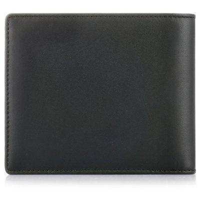Купить со скидкой Xiaomi Portable Business Genuine Leather Bifold Wallet