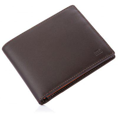 Xiaomi Portable Business Genuine Leather Bifold WalletWallets<br>Xiaomi Portable Business Genuine Leather Bifold Wallet<br><br>Brand: Xiaomi<br>Features: Wearable<br>Gender: Men<br>Material: Leather<br>Package Size(L x W x H): 13.00 x 10.00 x 3.00 cm / 5.12 x 3.94 x 1.18 inches<br>Package weight: 0.2200 kg<br>Packing List: 1 x Wallet<br>Product weight: 0.2000 kg<br>Style: Fashion, Business<br>Type: Wallet