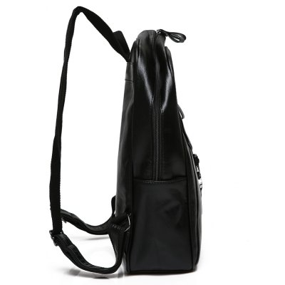 Men Stylish PU Laptop BackpackBackpacks<br>Men Stylish PU Laptop Backpack<br><br>Closure Type: Zip<br>Features: Wearable, Water Bottle Pocket<br>For: Traveling, Shopping, Daily Use<br>Gender: Men<br>Material: PU<br>Package Size(L x W x H): 36.00 x 4.00 x 43.00 cm / 14.17 x 1.57 x 16.93 inches<br>Package weight: 0.6500 kg<br>Packing List: 1 x Backpack<br>Product weight: 0.6300 kg<br>Style: Casual, Business<br>Type: Backpacks