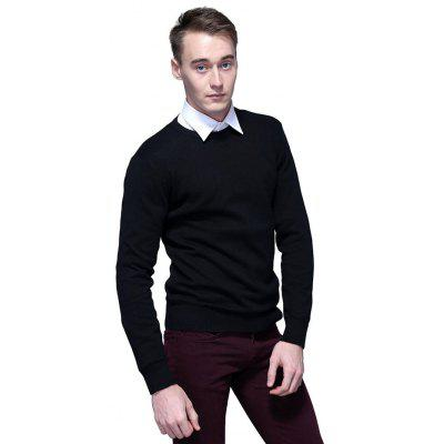 Soft Pure Cotton Multicolored Base Shirt for MenMens Sweaters &amp; Cardigans<br>Soft Pure Cotton Multicolored Base Shirt for Men<br><br>Clothes Type: Sweatshirt<br>Material: Cotton<br>Package Contents: 1 x Sweater, 1 x Package Bag<br>Package size: 40.00 x 30.00 x 2.50 cm / 15.75 x 11.81 x 0.98 inches<br>Package weight: 0.3200 kg<br>Product weight: 0.3000 kg<br>Style: Casual