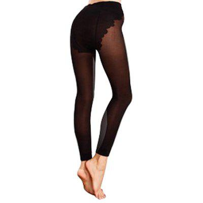 Thicken Winter Keep Warm Slender Leggings for WomenWomens Socks &amp; Hosieries<br>Thicken Winter Keep Warm Slender Leggings for Women<br><br>Contents: 1 x Pair of Leggings<br>Gender: Women<br>Material: Wool, Silk<br>Package size (L x W x H): 10.00 x 8.00 x 2.00 cm / 3.94 x 3.15 x 0.79 inches<br>Package weight: 0.3200 kg<br>Pattern Type: Solid<br>Product weight: 0.3000 kg<br>Style: Fashion<br>Type: Socks