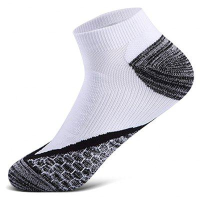Outdoor Sports Deodorant Breathable Crew Socks for Men