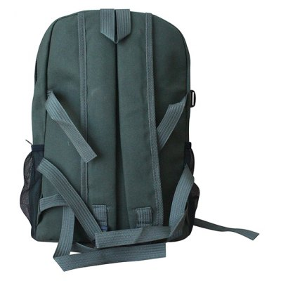 Men Outdoor Trendy Canvas Travel BackpackBackpacks<br>Men Outdoor Trendy Canvas Travel Backpack<br><br>Closure Type: Buckle, Zip<br>Features: Wearable<br>For: Climbing, Traveling, Outdoor, Cycling<br>Gender: Men<br>Material: Canvas<br>Package Size(L x W x H): 44.00 x 32.00 x 4.00 cm / 17.32 x 12.6 x 1.57 inches<br>Package weight: 0.3700 kg<br>Packing List: 1 x Backpack<br>Product weight: 0.3500 kg<br>Style: Fashion<br>Type: Backpacks