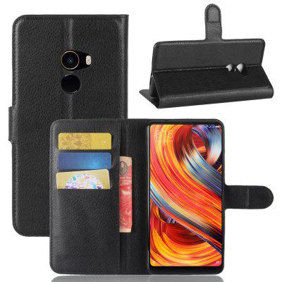 LeeHUR Scratch-proof Stand Case for Xiaomi Mi Mix 2