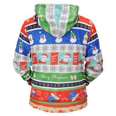 Mr.1991INC Miss.Go Snowmen 3D Printed HoodieSweatshirts &amp; Hoodies<br>Mr.1991INC Miss.Go Snowmen 3D Printed Hoodie<br><br>Brand: Mr.1991INC&amp;Miss.Go<br>Clothes Type: Hoodie<br>Material: Polyester, Spandex<br>Occasion: Going Out, Daily Use, Casual<br>Package Contents: 1 x Hoodie<br>Package size: 38.00 x 30.00 x 2.00 cm / 14.96 x 11.81 x 0.79 inches<br>Package weight: 0.4700 kg<br>Product weight: 0.4500 kg<br>Style: Casual